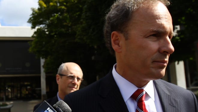 U.S. Attorney William Hochul for Western District of NY talks about Dawn Nguyen's federal sentence and the recent grand jury indictment of Mufid Elfgeeh on Wednesday.
