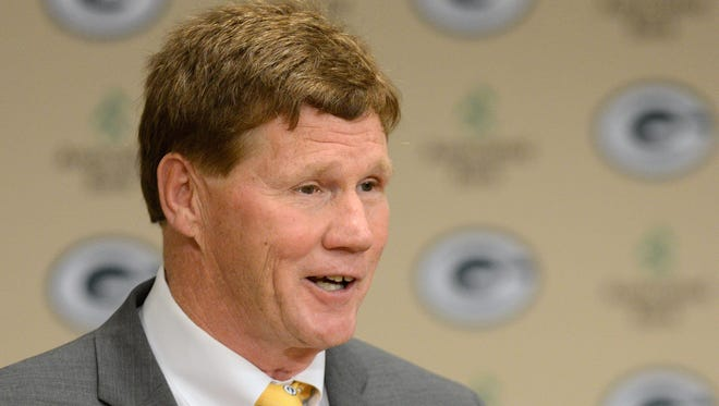 Green Bay Packers President and CEO Mark Murphy.