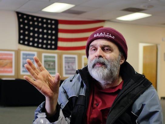 Attorney and voting rights advocate Joaquin Avila.