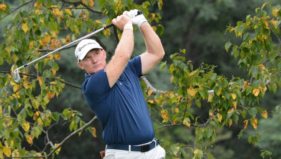 Century Country Club assistant pro Frank Bensel won