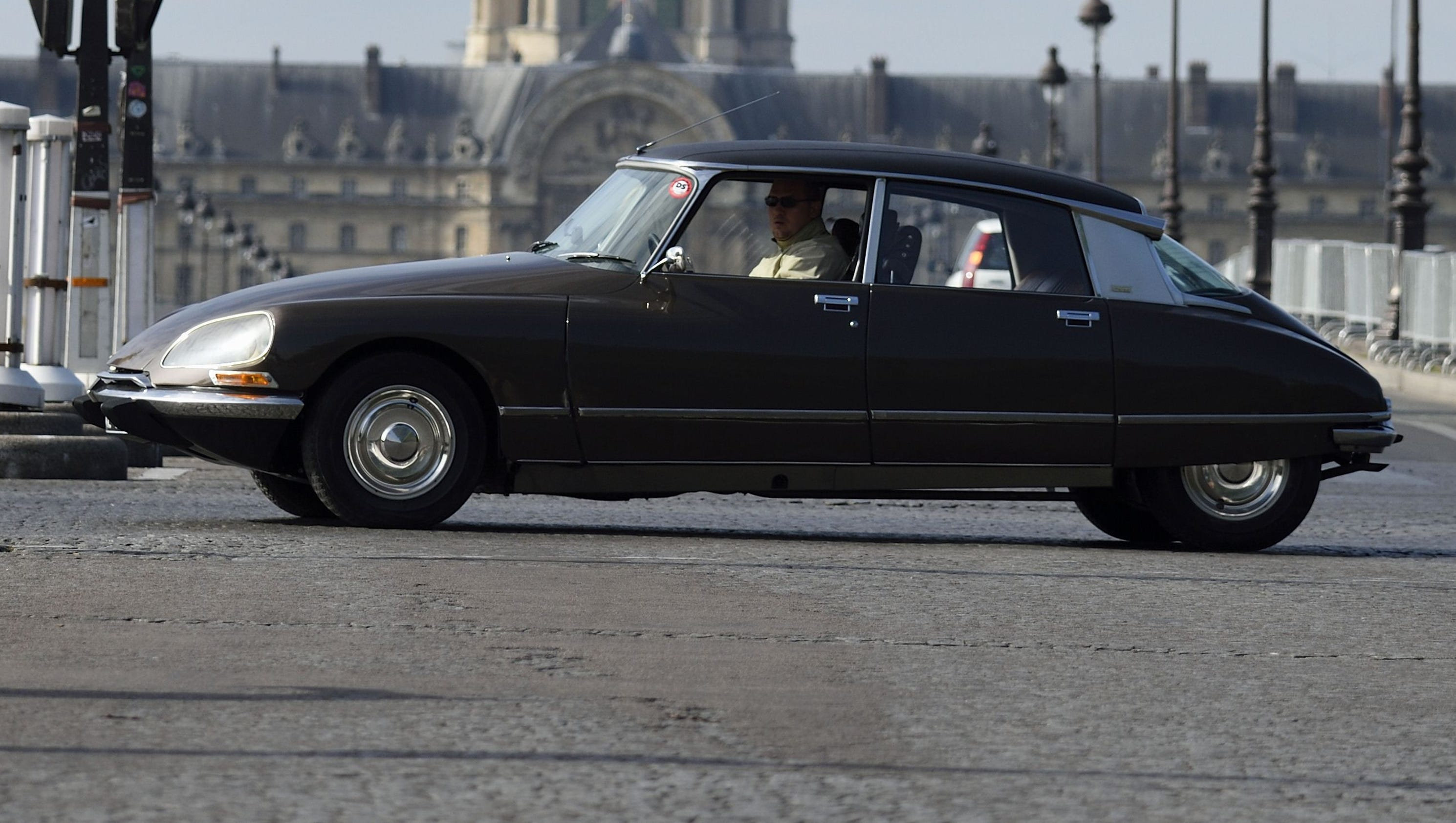 French Car: The Strangest French Car Is Now 60