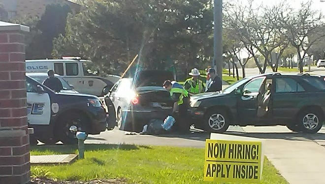 Police wereledon a 1.1-mile high-speed chase May 15 that hit an excess of 90 miles per hour. Police arrested a 23-year-old Cudahy man in connection with the pursuit in the 4500 block of South Whitnall Avenue.
