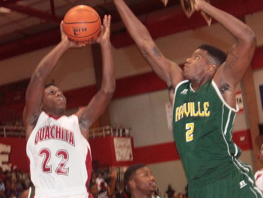 Don Redden Memorial Classic - Ouachita vs. Rayville