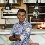 For celebrity chef Marcus Samuelsson, running a restaurant is about building community –– not becoming a bold-faced name.