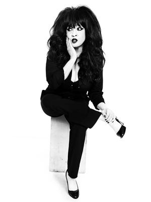 Ronnie Spector and the Ronettes play at the Canyon in Agoura Hills Aug. 2.