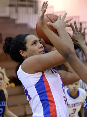 Volunteer State Community College forward Kendrea Duke – a Station Camp High product – has been named the Tennessee Community College Athletic Association Freshman of the Year.