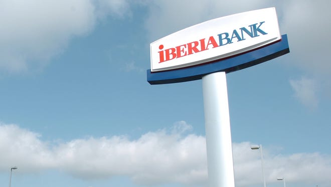 IberiaBank announced plans to close or consolidate 22 branch locations this year.