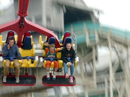 Cedar Point Ride Injuries
