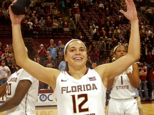 NCAA Womens Basketball: Louisville at Florida State