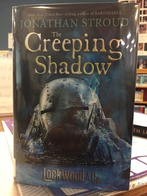 'The Creeping Shadow' by Jonathan Stroud