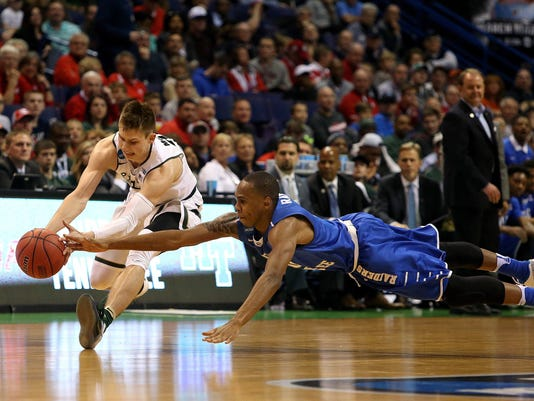 NCAA Tournament: Middle Tennessee State vs. Michigan State