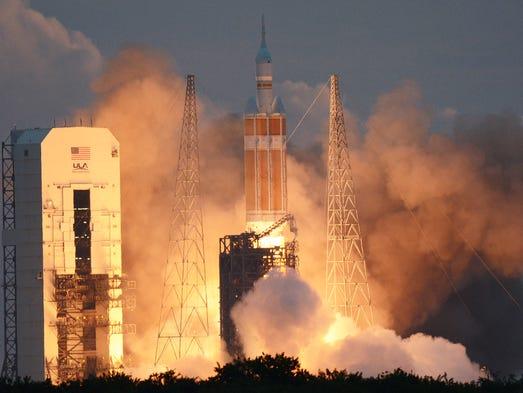 nasa orion rocket before lift off - photo #12