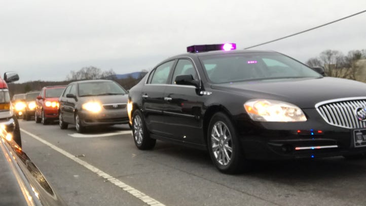 Boyle column: Drive around the funeral procession, or pull over?