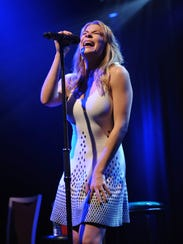 Leann Rimes performs Sunday at Empire City Casino at