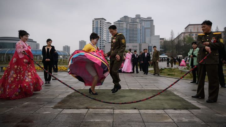 Life in North Korea: What you are allowed to see