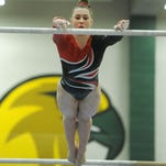 Ryan Stach of Nyack, photographed March 24, 2014 at Galaxy Gymnastics in Orangeburg, is the Journal News gymnast of the year.
