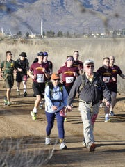 The annual Bataan Memorial Death March will be held