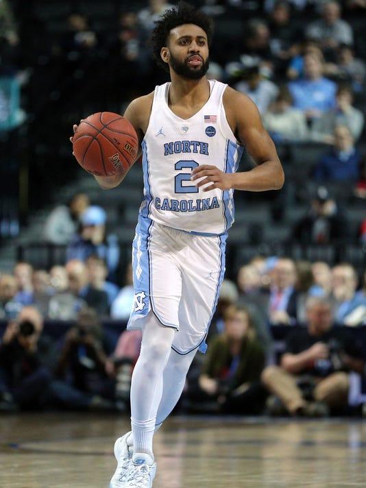 NCAA Basketball: ACC Conference Tournament-North Carolina vs Miami