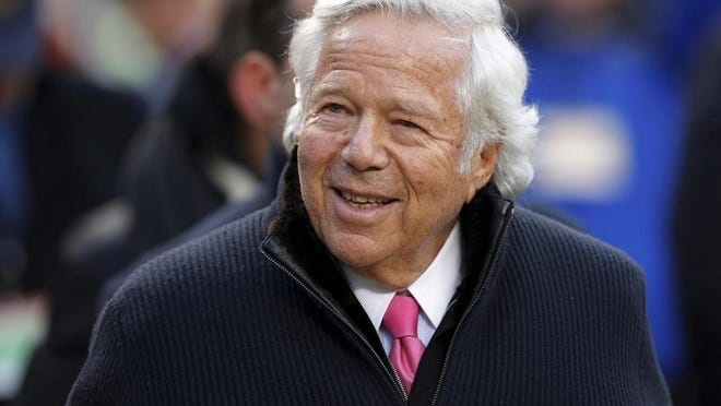 Robert Kraft, owner of the New England Patriots, is facing charges after he allegedly paid for a sex act at a Florida day spa.