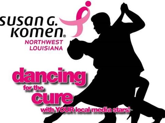 Local media stars will be revealed as competitors in Dancing for the Cure.