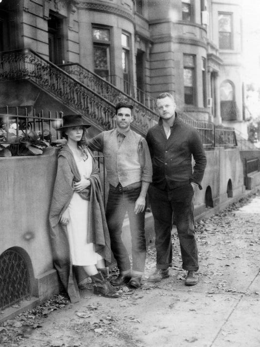 The Lone Bellow will perform at Long's Park.