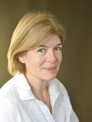 Author Claire Messud.