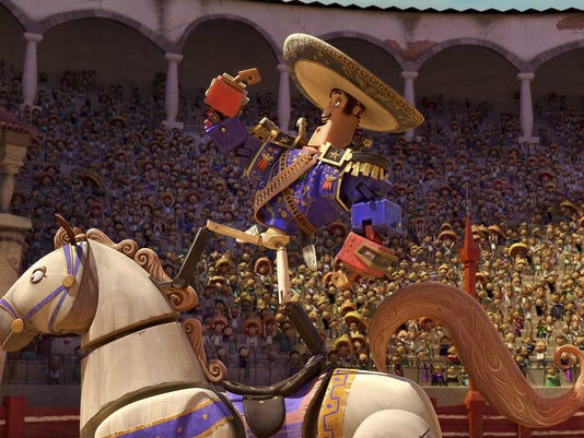 Film Review The Book of Life