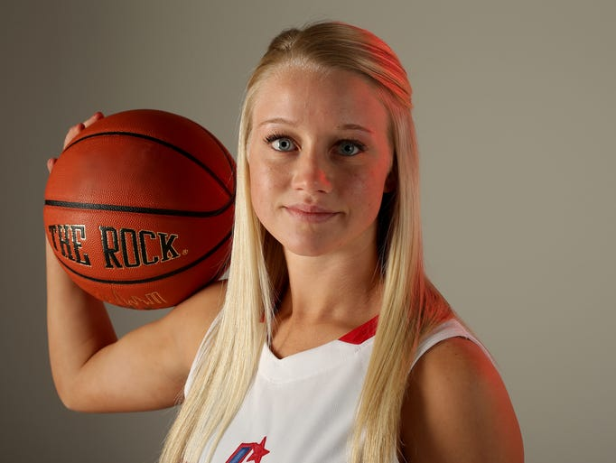 Logansport High School's Whitney Jennings is the 2014 Indiana Miss Basketball.