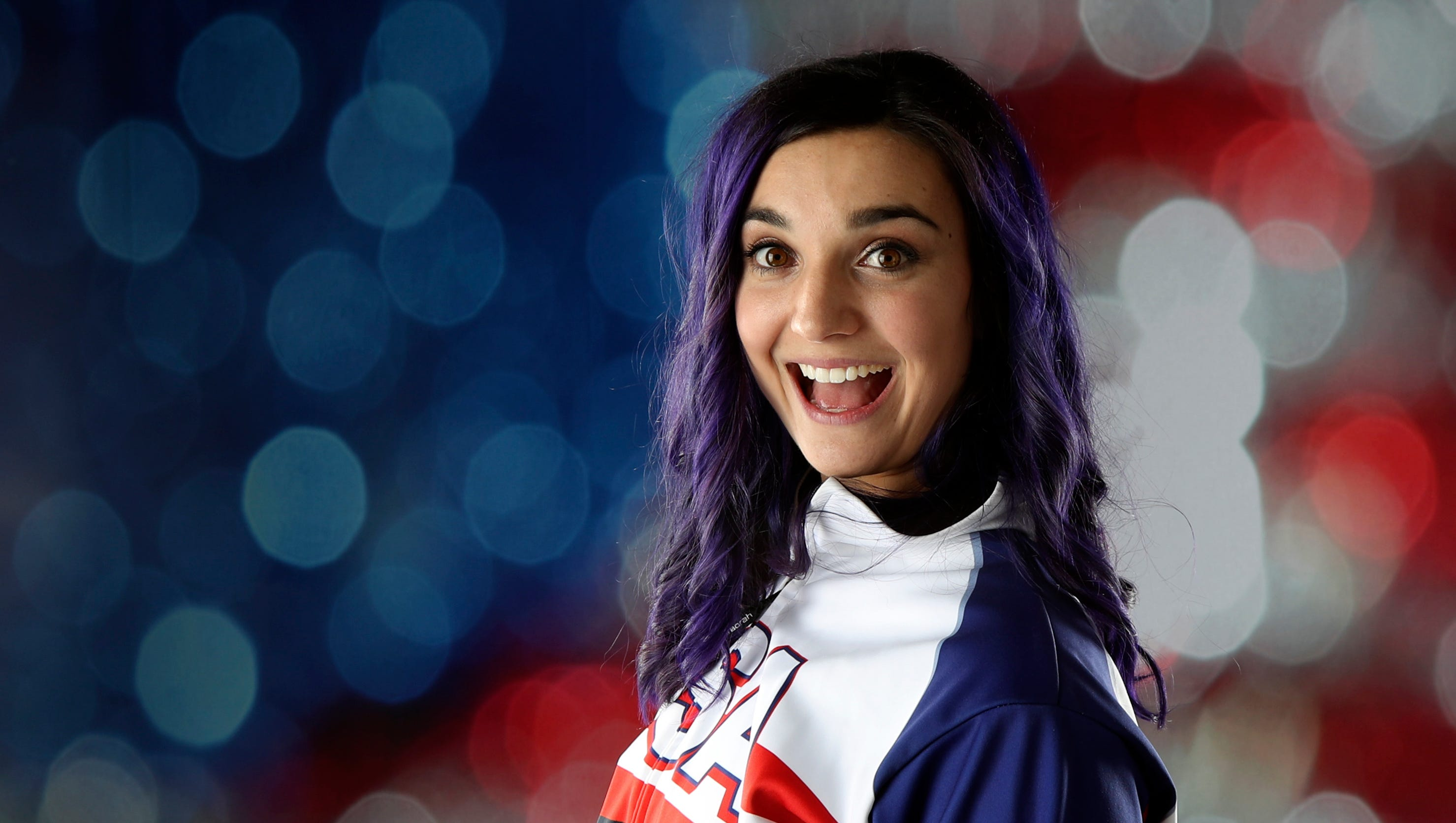 Paralympics: Brenna Huckaby discovers new goals in