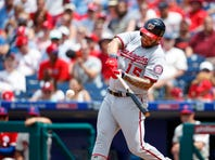Franco's walkoff homer lifts Phillies past Nationals 4-3