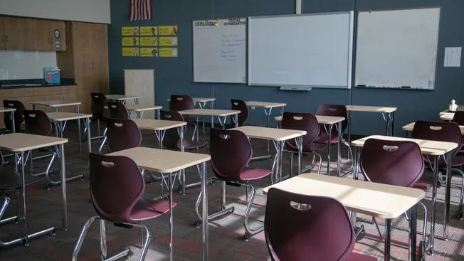 Michigan senators overwhelmingly approved a bipartisan plan aimed at providing clarity to districts and flexibility to families this school year.