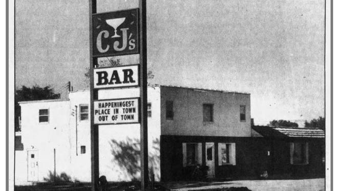 CJ's Bar, which opened in Sioux Falls in the 1970s, was known for nude dancing, until a county ordinance passed in 1980 banning nude dancing in places that sell alcohol.