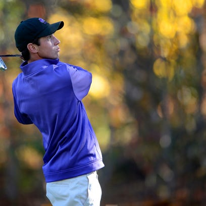 Western Carolina golfer J.T. Poston has won six collegiate tournaments the past two seasons, including a pair of Southern Conference titles.