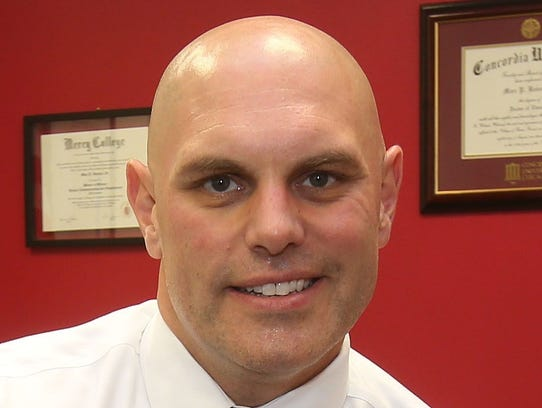 Elmsford Superintendent Marc Baiocco