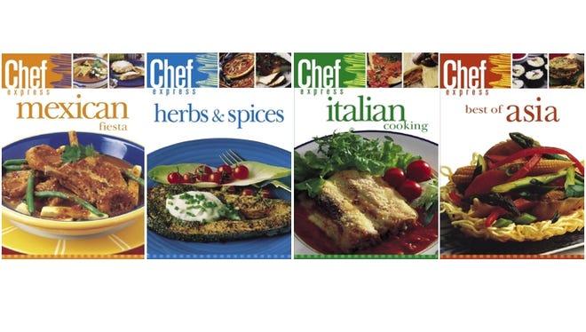 May E-cookbooks