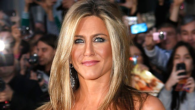 """Jennifer Aniston attends the premiere for """"Life Of Crime""""  on Sept. 14 in Toronto."""
