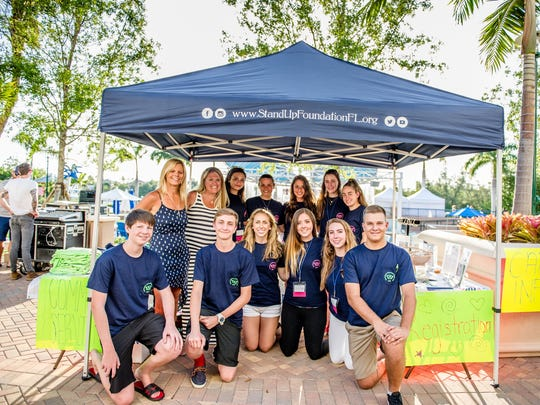 Stand UP Foundation is hosting an educational evening addressing issues that are important, yet often uncomfortable to openly discuss. The event is made possible by efforts of a group of middle and high school students who have researched, organized and will bring to fruition Neon Nights Walk on March 3 at Harbourside Place, located at U.S. 1 and Indiantown Road in Jupiter..