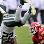 Chiefs have been shaky against run heading into Pittsburgh
