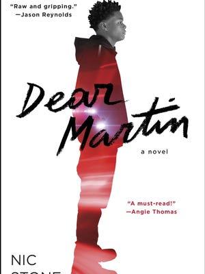 'Dear Marin' by Nic Stone