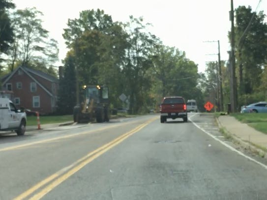 """The southern phase of the Pippin Road improvement project will """"soften curves"""" due to the widening of the road, but no major realignment is planned."""
