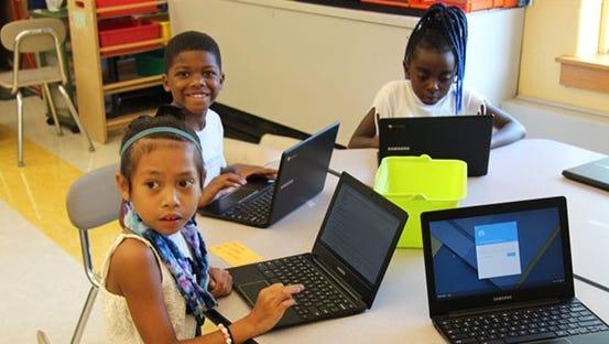 Colonial School District - Computer Lab