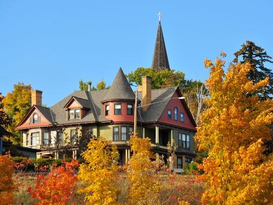 5 Fall Getaways In Wisconsin