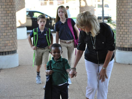 Debbie Morrison, a longtime Rapides Parish educator