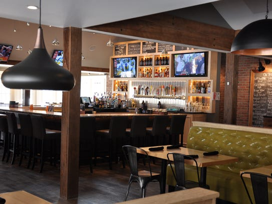 Capital Craft features a rotating menu of craft beers