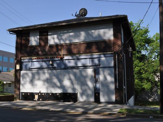 This is one of four buildings in the Fort Sanders neighborhood