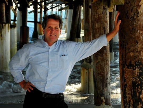 Space Coast Office of Tourism Executive Director Eric