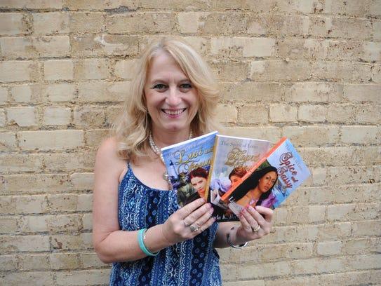Linda K. Richison at the Statesman Journal's Holding