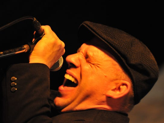 Bluesman Chris O'Leary