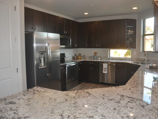 There are two new models open at Prentiss Pointe.