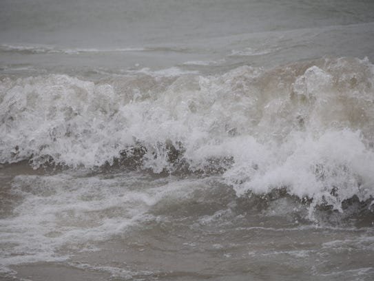 The National Weather Service has issued a gale warning